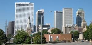 Tulsaの街②