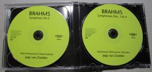 ブラームス交響曲全集