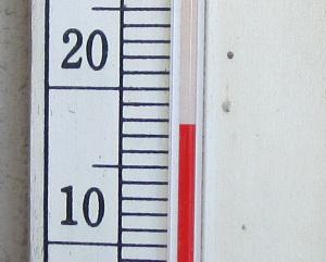 昼前の気温