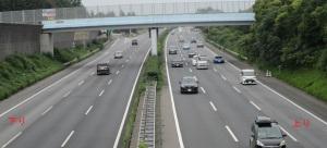 高速道路の状況