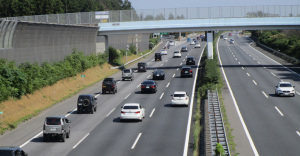高速の混雑状況
